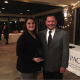 South Hills Alumna with Huntingdon Chamber Service Award