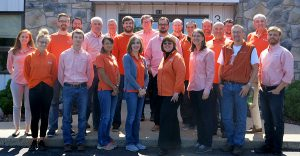 The staff at Actuated Medical, Inc.