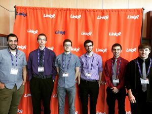 South Hills Information Technology Students at the 21st Annual LinkUp Technology Conference