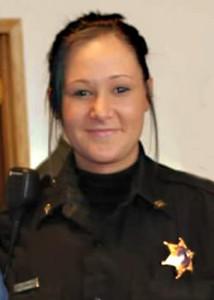 Criminal Justice graduate Cassandra McCormack