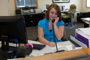 Business Office Specialist Female
