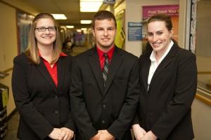 Management & Marketing students