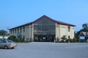 South Hills Altoona Visitors' Building front door