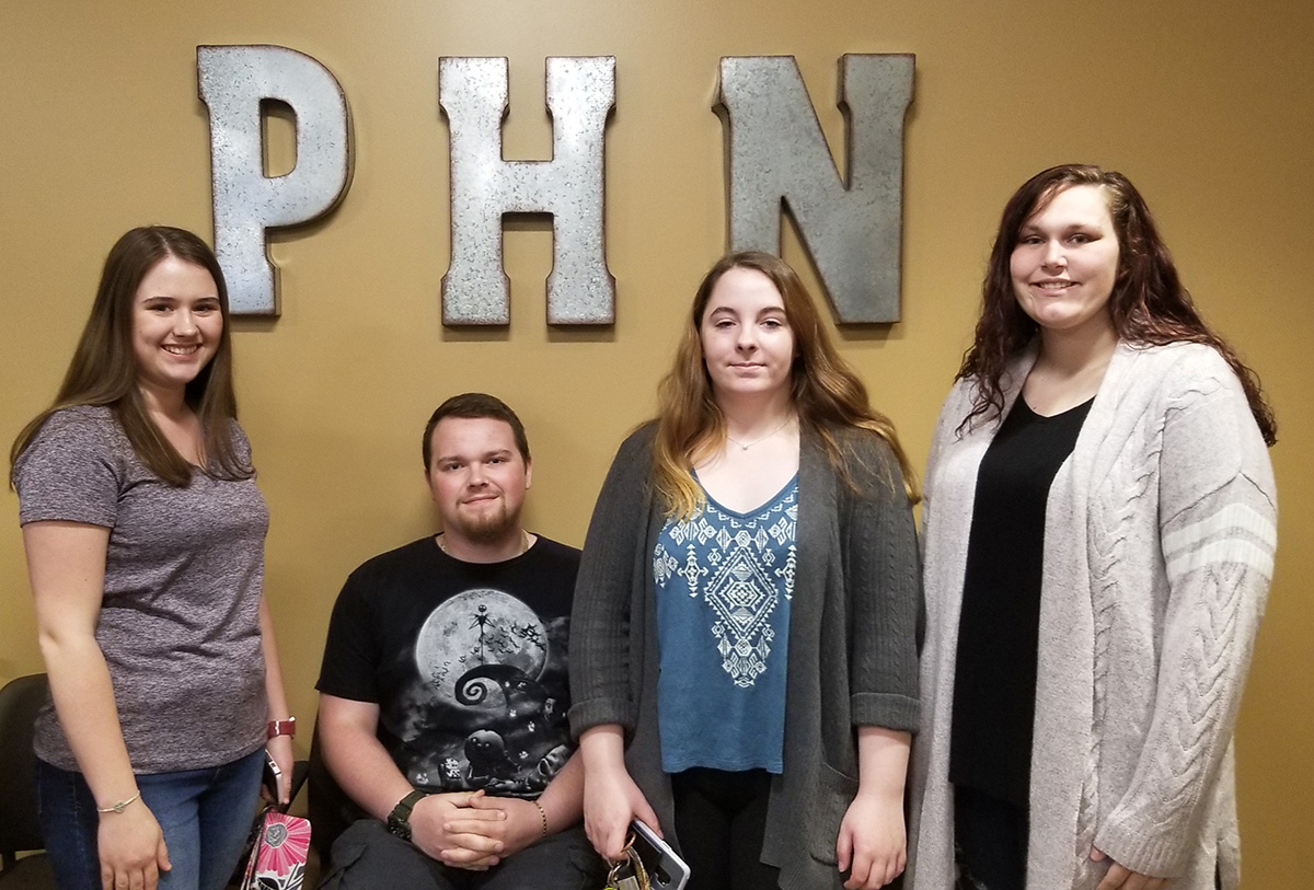South Hills Medical Assistant Program Students Tour Primary Health Network