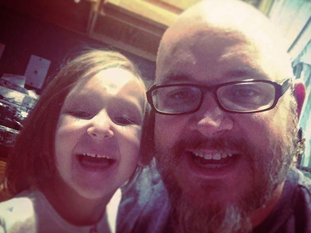Spotlight Jeff Foflygen - Jeff and his daughter