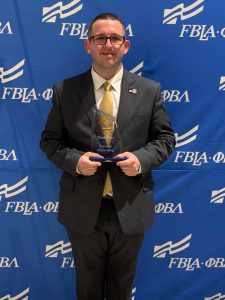 Brandon Doerr, Tenth Place in Forensic Accounting