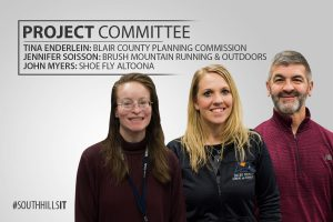 This photo shows the Active Living Committee