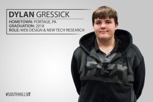 Active Living Project Team Member: Dylan Gressick