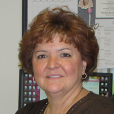 This photo shows Holly Emerick, Director of Admissions