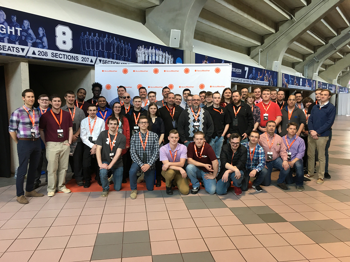 South Hills Students Attend AccuWeather's First Annual CODE 2019 Tech Conference