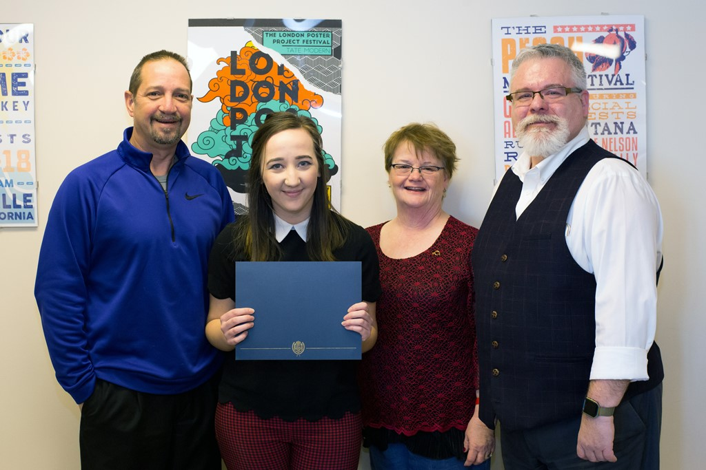 South Hills Announces the 2018 Recipient of the Kari Schlegel Memorial Scholarship Award