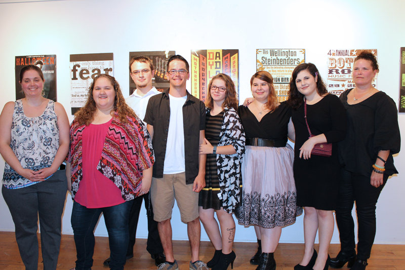Ninth Annual Infusive Designs Art Show Held