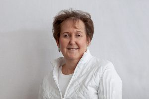 This photo shows instructor Kay Strigle.