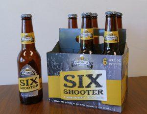 """""""Six Shooter"""" by Logan Butterworth"""