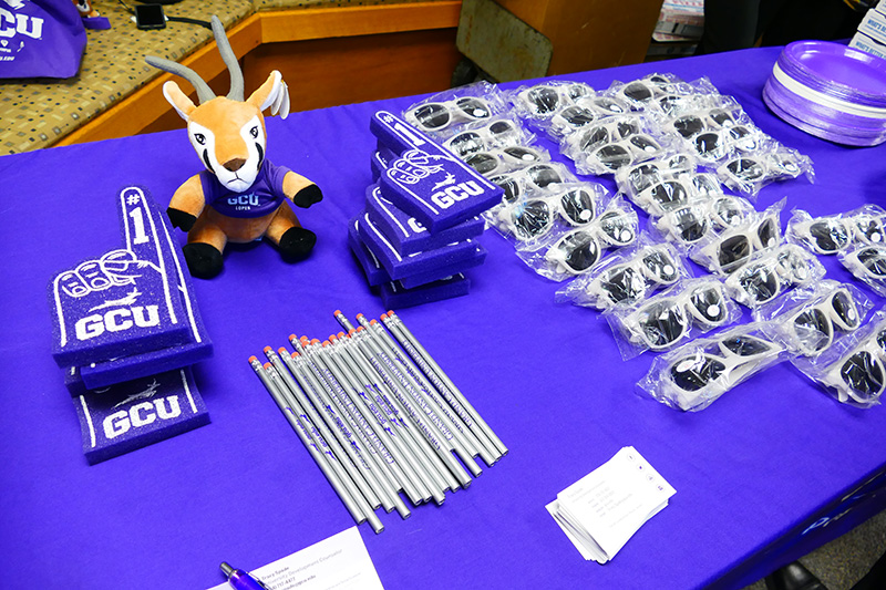 Grand Canyon University merchandise