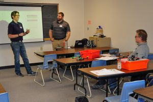 Ben Moore of PCS Edventures and Instructor Chris Avvampato discuss the use of the Discover Drones curriculum for classroom and as an extracurricular activity.