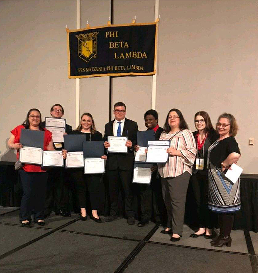 South Hills Students Compete At 48th Annual PBL State Leadership Conference