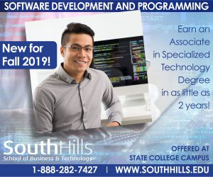 This is a Software Development and Programming banner ad.