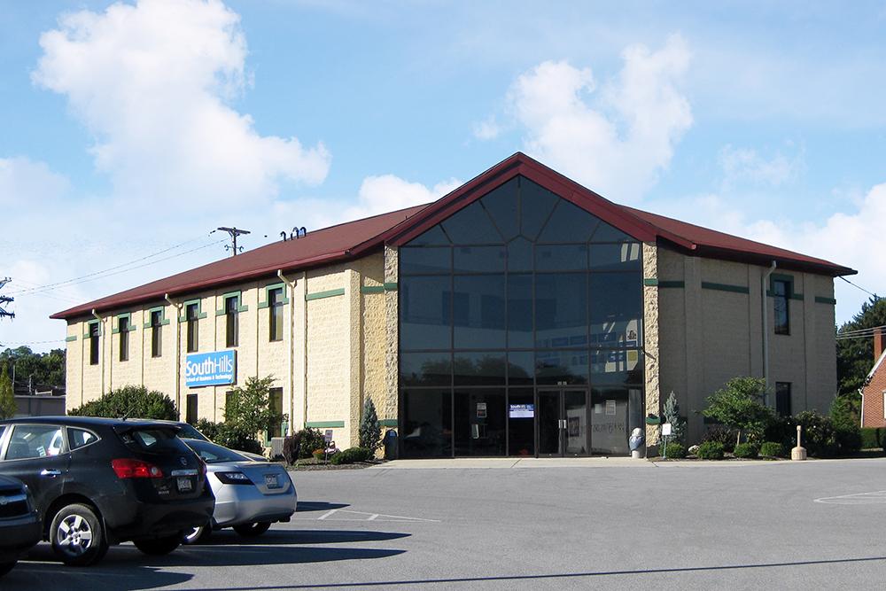 Exterior of the Altoona Campus