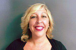 This photo shows Kristie St John, Admissions Representative at the Altoona Campus