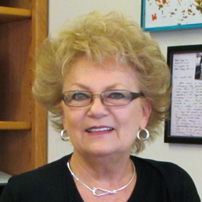 This photo shows Vickey Warshaw, Admissions Representative at the State College Campus