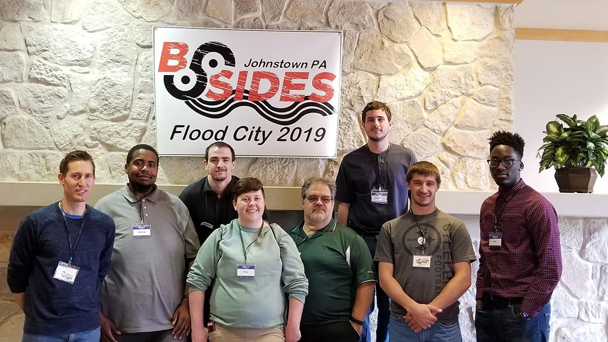 South Hills Information Technology Students Attend Bsides Flood City 2019 Information Security Conference