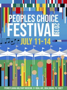 People's Choice Poster by Carla-Ann Henry