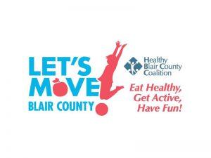 Let's Move Blair County Logo