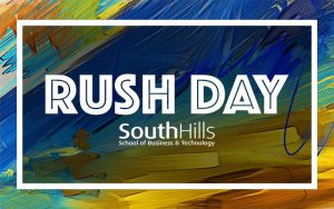 Rush Day photo for South Hills Clubs