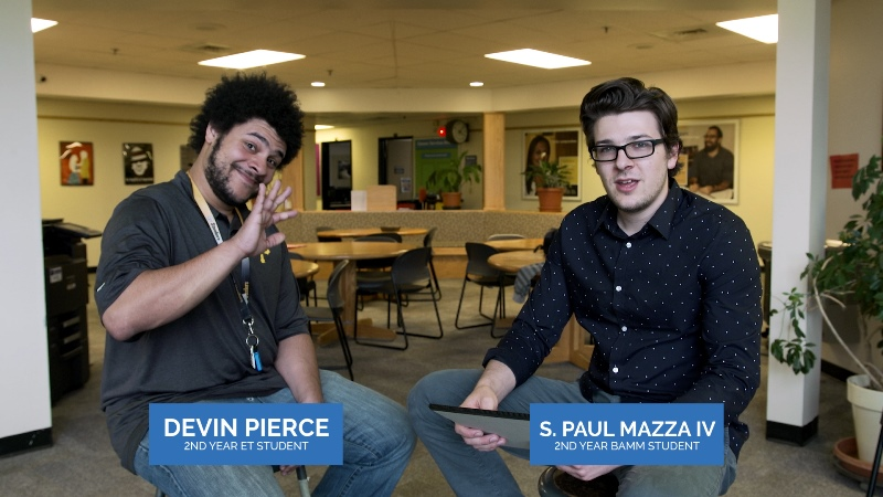 Student Spotlight: Devin Pierce of Zach Wade & The Good Grief